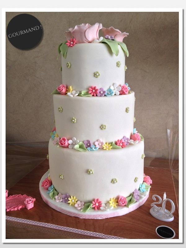 wedding cake estelle 2